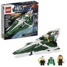 Star Wars - LEGO 9498 Saesee Tiin's Jedi Starfighter