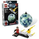 Star Wars - LEGO 9674 Naboo Starfighter & Naboo