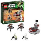 Star Wars - LEGO 75000 Clone Troopers vs. Droidekas