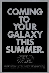 Star Wars - 27 x 40 Movie Poster - Style R
