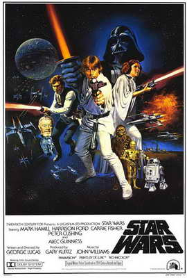 Star Wars - 27 x 40 Movie Poster