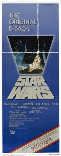 Star Wars - 14 x 36 Movie Poster - Insert Style C