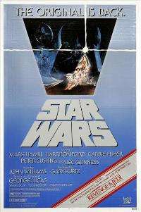 Star Wars - 27 x 40 Movie Poster - Style S