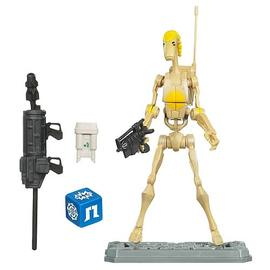 Star Wars - Clone Wars Battle Droid Commander Action Figure