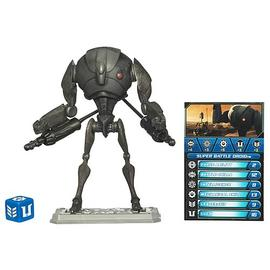 Star Wars - Clone Wars Super Battle Droid Action Figure