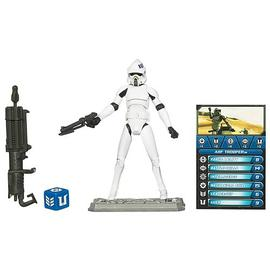 Star Wars - Clone Wars White ARF Trooper Action Figure