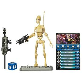 Star Wars - Clone Wars Battle Droid Action Figure