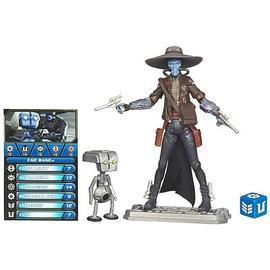 Star Wars - Clone Wars Cad Bane and Todo 360 Action Figure