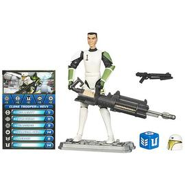 Star Wars - Clone Wars Clone Cadet Hevy Action Figure