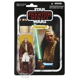 Star Wars - Qui-Gon Jinn Vintage Action Figure