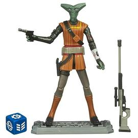 Star Wars - Clone Wars El-Les Action Figure