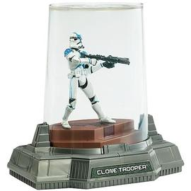 Star Wars - Titanium Series Clone Trooper Die-Cast Figure
