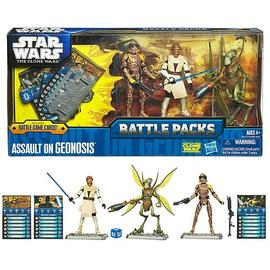Star Wars - Assault on Geonosis Action Figure Battle Pack