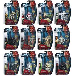 Star Wars - Movie Heroes Action Figures Wave 1