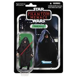 Star Wars - Darth Sidious Vintage Action Figure