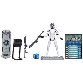 Star Wars - Clone Wars Kamino ARF Trooper Action Figure