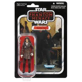 Star Wars - Quinlan Vos Vintage Action Figure