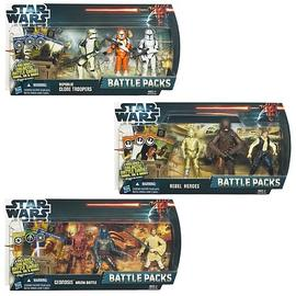 Star Wars - Battle Packs 2012 Wave 1 Set