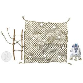 Star Wars - 30th Anniversary R2-D2 and Cargo Net Action Figure