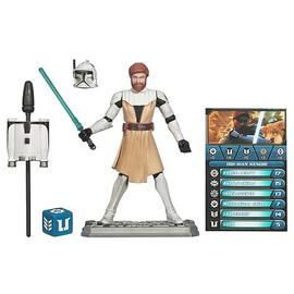 Star Wars - Clone Wars Obi-Wan Kenobi Action Figure