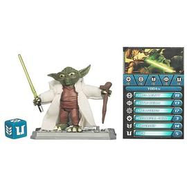 Star Wars - Clone Wars Yoda Jedi Master Action Figure