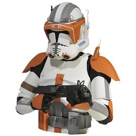 Star Wars - Commander Cody Bust Bank