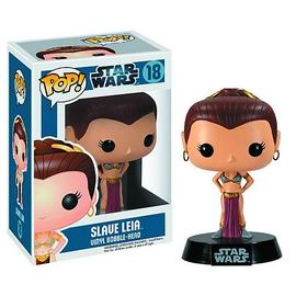 Star Wars - Slave Leia Pop! Vinyl Bobble Head