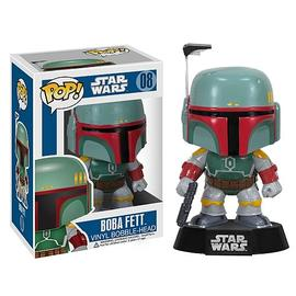 Star Wars - Boba Fett Pop Vinyl Bobble Head