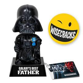 Star Wars - Wacky Darth Vader Galaxy's #1 Father Figure