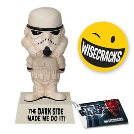 Star Wars - Wacky Stormtrooper Darkside Made Me Do It Figure