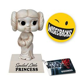 Star Wars - Wisecracks Leia Spoiled Little Princess Figure