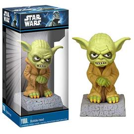 Star Wars - Yoda Gargoyle Monster Mash-Ups Mini Bobble Head