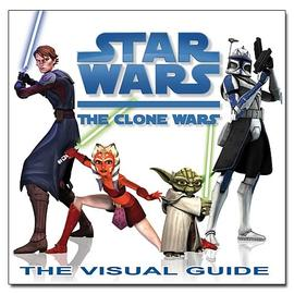 Star Wars - Clone Wars Visual Guide Hardcover Book