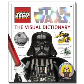Star Wars - LEGO Visual Dictionary with Exclusive Figure