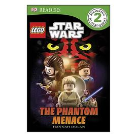 Star Wars - LEGO Episode I Phantom Menace Hardcover Book