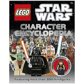 Star Wars - LEGO Character Encyclopedia