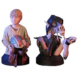 Star Wars - Sebulba and Anakin Skywalker Mini-Bust 2-Pack