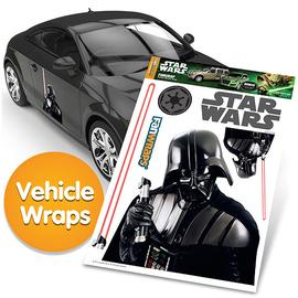 Star Wars - Darth Vader FanWraps Car Decal
