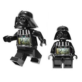 Star Wars - LEGO Darth Vader Minifigure Clock