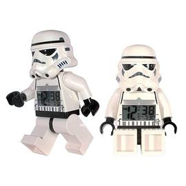 Star Wars - LEGO Stormtrooper Minifigure Clock