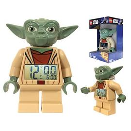 Star Wars - LEGO Yoda Minifigure Clock