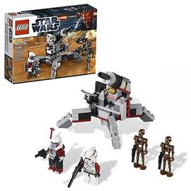 Star Wars - LEGO 9488 Elite Clone Trooper & Commando Droid B