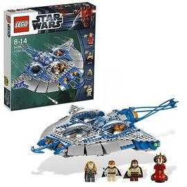 Star Wars - LEGO 9499 Bongo Gungan Sub