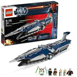 Star Wars - LEGO 9515 Malevolence Separatist Battle Cruiser