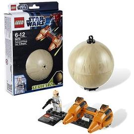 Star Wars - LEGO 9678 Twin-Pod Cloud Car & Bespin