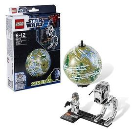 Star Wars - LEGO 9679 AT-ST & Endor