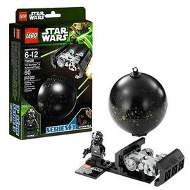 Star Wars - LEGO 75008 TIE Bomber & Asteroid Field