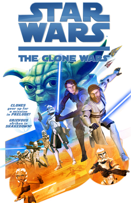 Star Wars: The Clone Wars - 11 x 17 Movie Poster - Style C