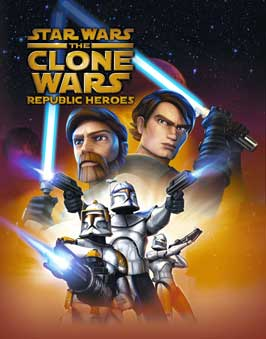 Star Wars: The Clone Wars - 27 x 40 Movie Poster - Style D
