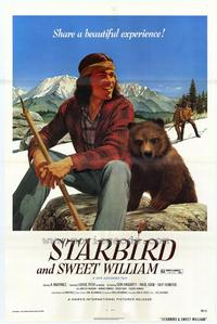 Starbird and Sweet William - 43 x 62 Movie Poster - Bus Shelter Style A